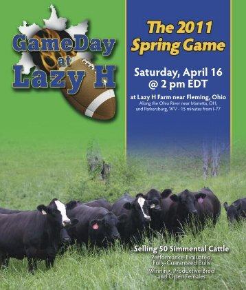 Saturday, April 16 @ 2 pm EDT - PrimeTIME AgriMarketing