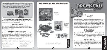 Kartenspiel - Kosmos