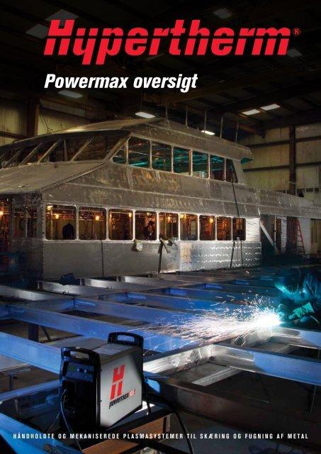 Powermax oversigt - Svejsehuset A/S
