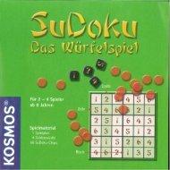Anleitung: SuDoku – Das Würfelspiel - Kosmos