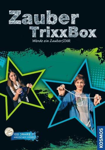 Anleitung: Zauber Trixxbox - Kosmos