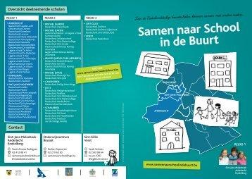Samen naar School in de Buurt - Molenbeek