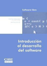 Introducción al desarrollo del software