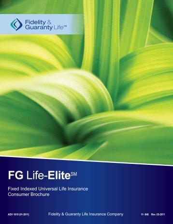 FG Life-EliteSM - AMZ Financial Insurance Services