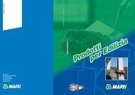 Prodotti per Edilizia Prodotti per Edilizia - Mapei