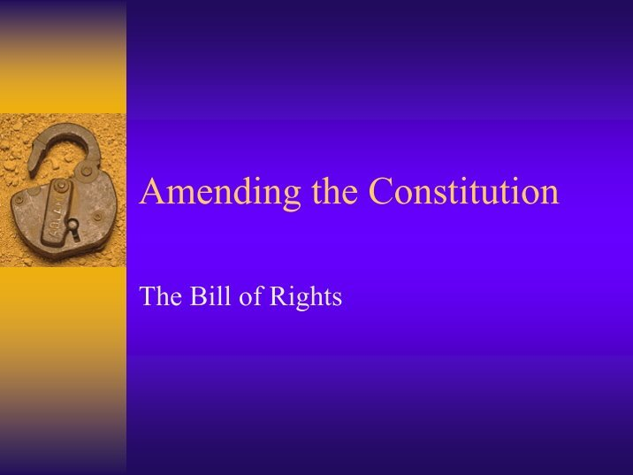 the 18th amendment of the constitution