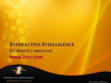 Partner Presentation - UCStrategies.com