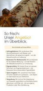 Broschüre Züriwerk backt's - Bäckerei - Seite 3