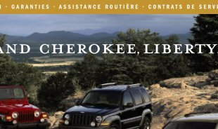 Programme d'entretien Â«B - Chrysler Canada