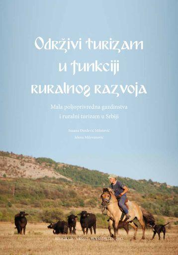 Održivi turizam u funkciji ruralnog razvoja - Srpska Magaza