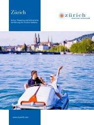 download (3,5 MB) - Zurich Tourism