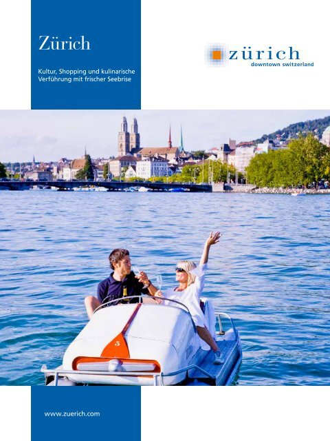download (3,5 MB) - Zurich Tourism