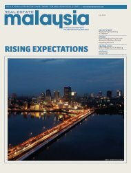 Quarterly Newsletter - Malaysia Property Inc.