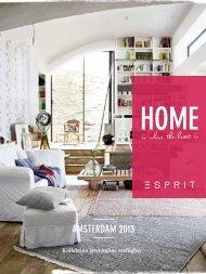 AMSTERDAM 2015 - Esprit home