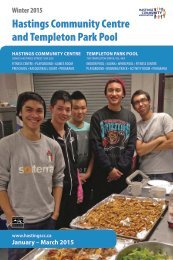 hastings-community-centre-winter-2015-recreation-guide