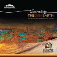 Searching the Deep Earth - Australian Academy of Science
