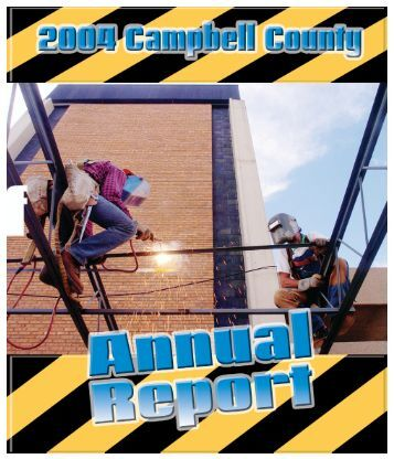 2004 cc annual report (s).indd - Campbell County