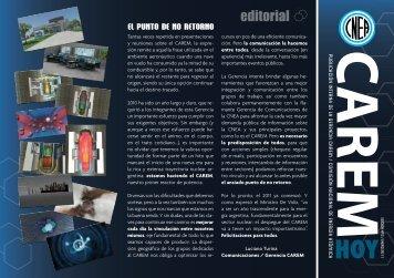 Boletin CAREM - Nro 3 - Enero 2011 - CNEA