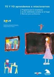 Programa para la enseñanza de las habilidades sociales en el hogar