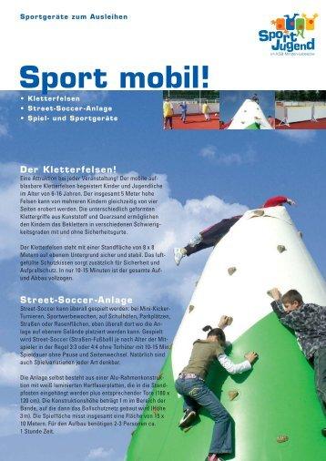 Sport mobil! - Kreissportbund Minden-Lübbecke e.V.