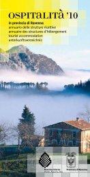 ospitalità '10 - Emilia Romagna Turismo