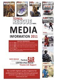 RESCUE - Technical Rescue Magazine
