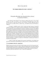 Alfonso López Quintás I Principales dificultades ... - Scouts Sant Yago