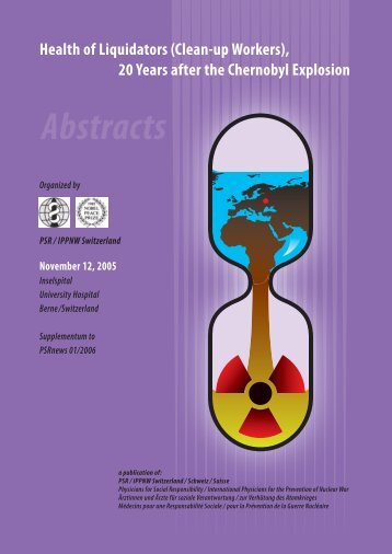 Genomic instability after Chernobyl - International Physicians for the ...