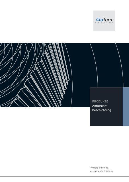 Beschichtung - Aluform System GmbH & Co. KG
