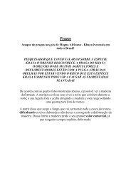 Ataque de Pragas - Mognos Zani
