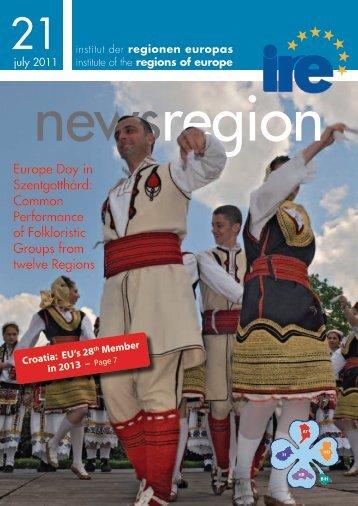 newsregion21 - Institut IRE