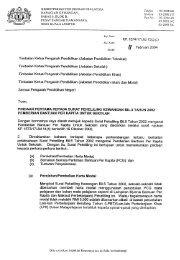 Surat Pekeliling Kewangan Bil. 5 / 2002 - Portal Sumber Pendidikan