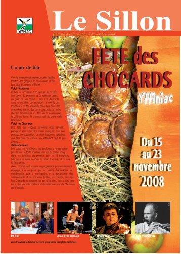 Le Sillon de Novembre 2008 - Yffiniac