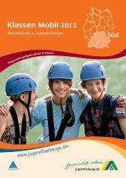 Klassen Mobil 2013 - Ministerium für Kultus, Jugend und Sport