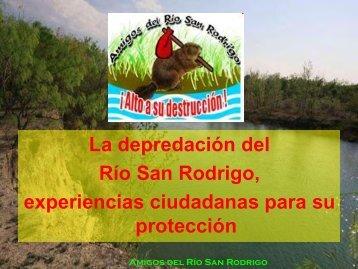 Amigos del Río San Rodrigo