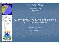 F.C.F. de Paula - Instituto do Milênio Estuários