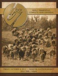 Untitled - Bouchard Livestock International