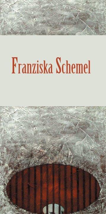 FranziskaSchemel - Kunstverein-hockenheim.de