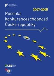 Ročenka konkurenceschopnosti České republiky - VŠEM