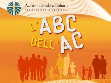 Presentazione di PowerPoint - Azione Cattolica Italiana