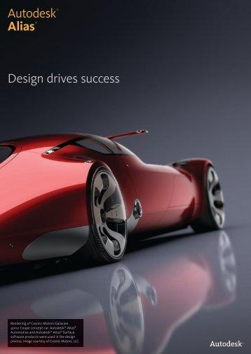Alias 2013 Detail Brochure - Autodesk