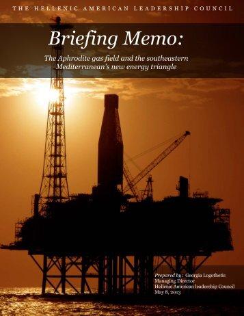 Memo Cyprus Natural Gas - HALC - Hellenic American Leadership ...