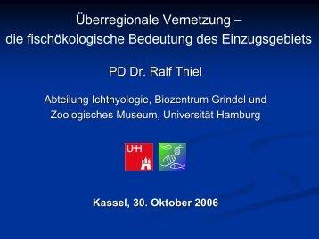10:30 Uhr - Überregionale Vernetzung - FGG Weser