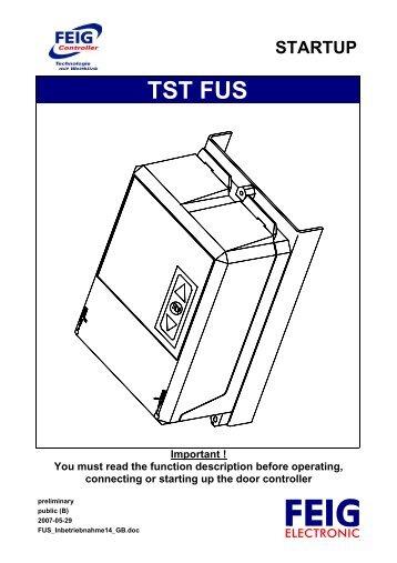 TST FUS - Turner Door