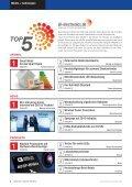 PDF-Ausgabe herunterladen (39.5 MB) - elektronik industrie - Seite 6