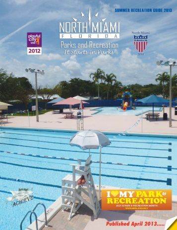 summer recreation guide 2013 - City of North Miami