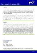 Deutscher Hotelmarkt 2010 - PKF - Seite 4