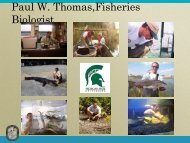 Paul W. Thomas,Fisheries Biologist - Florida Invasive Species ...