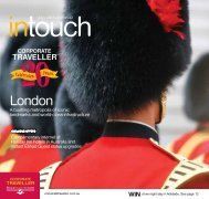 Corporate Traveller Intouch July 2013