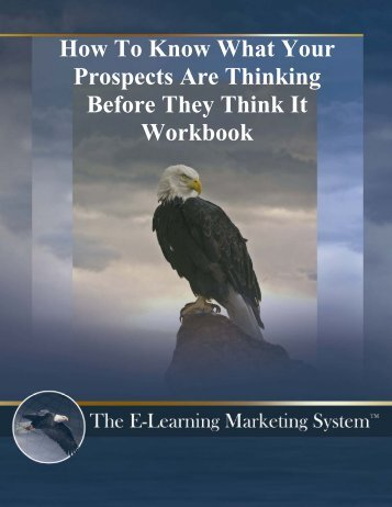How To Know What Your Prospects Are Thinking Before They Think ...